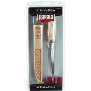 "Rapala 6"" Fish'n Filet Knife"